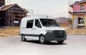 2021 Mercedes Sprinter Crew van Price