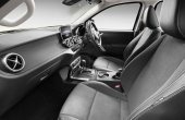 2021 Mercedes X Class Interior