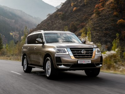 Read more about the article 2021 Nissan Patrol Redesign, Release Date, Price & Specs
