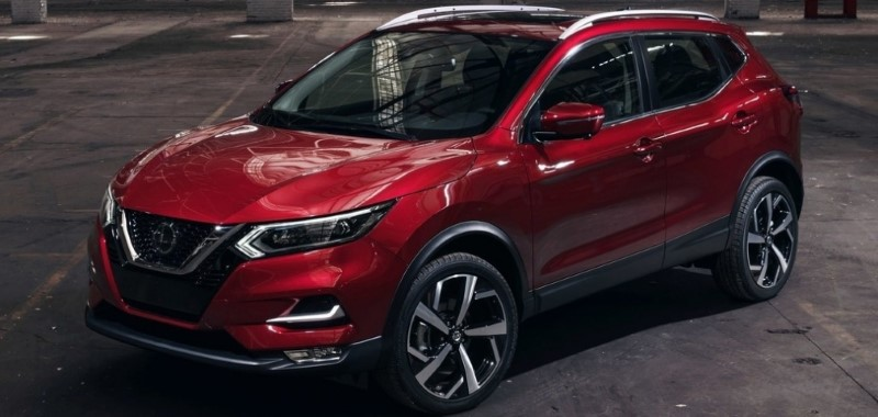 2021 Nissan Qashqai Redesign & Changes