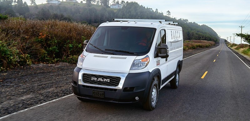 2021 Ram Promaster New versions