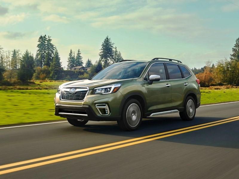 2021 Subaru Forester Fuel Economy