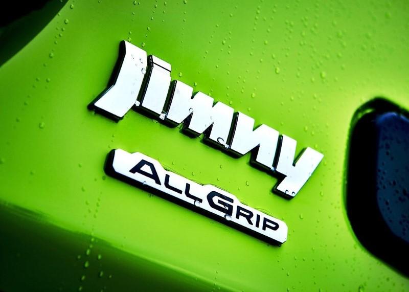 2021 Suzuki Jimny All Grip
