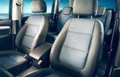 2021 Volkswagen Sharan Interior Capacity