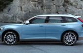 2021 Volvo V40 Render Concept