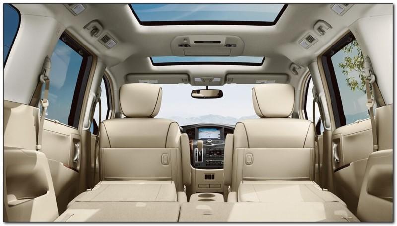 New Nissan Quest Platinum Interior Images