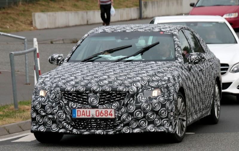 2021 Lexus GS Redesign Exterior & Dimensions