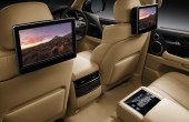 2021 Lexus LX 570 Headrest With Large Monitor