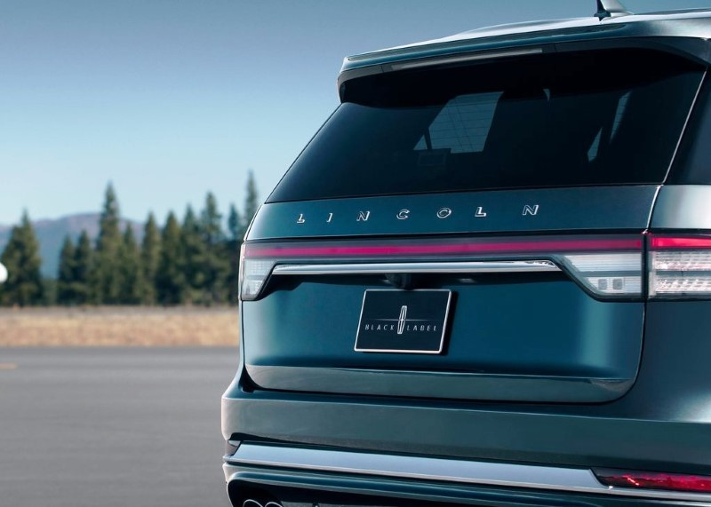 2021 lincoln Aviator Exterior Changes