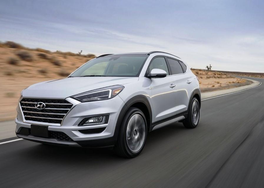 2021 Hyundai Tucson Fuel Economy