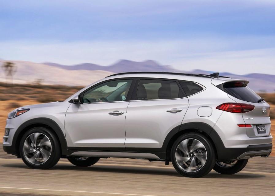 2021 Hyundai Tucson SUV Horsepower