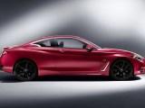 2021 Infiniti Q60 Red Color