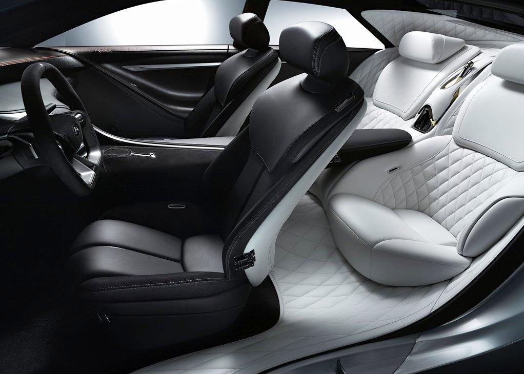 2021 Infiniti Q80 Inspirations Seating