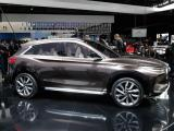 2021 Infiniti QX50 World Premier