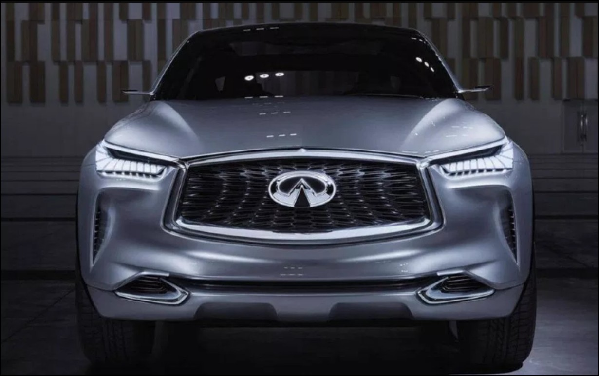 2021 Infiniti QX70 Redesign and Future Updates