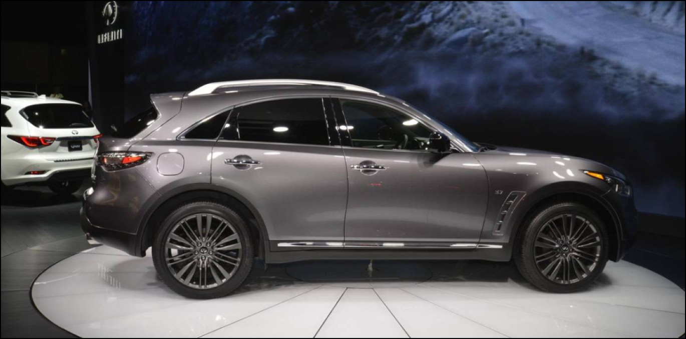 2021 Infiniti QX70 Replacement Name
