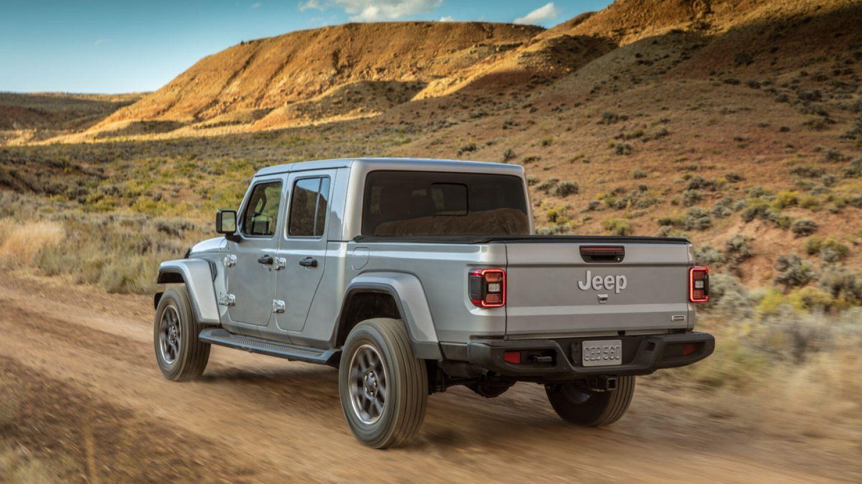 2021 Jeep Gladiator 4-Door Changes
