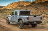 2021 Jeep Gladiator 4-Door Changes