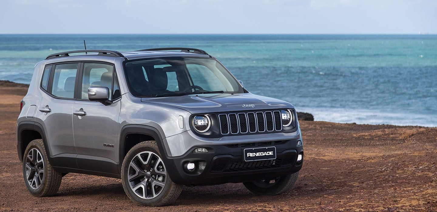 2021 Jeep Renegade ExteriorDesign