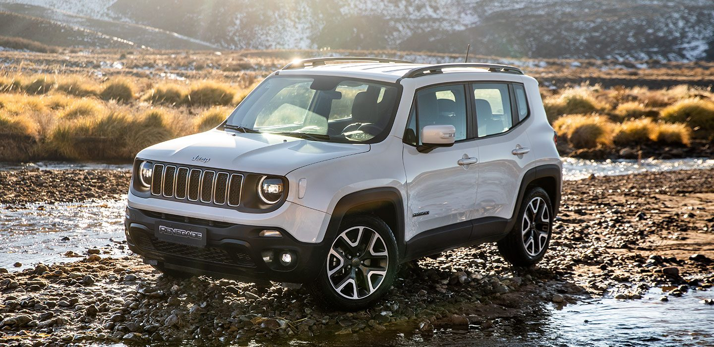 2021 Jeep Renegade Redesign & Changes