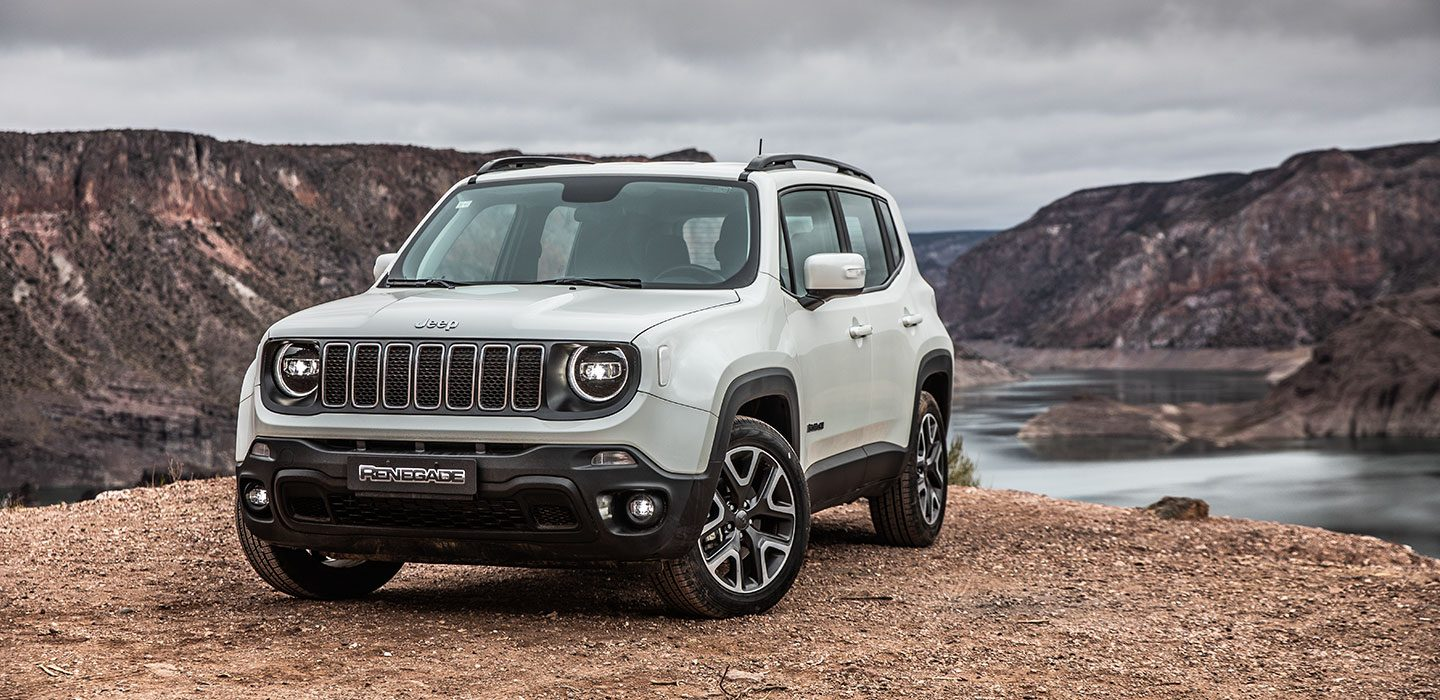 2021 Jeep Renegade White Color
