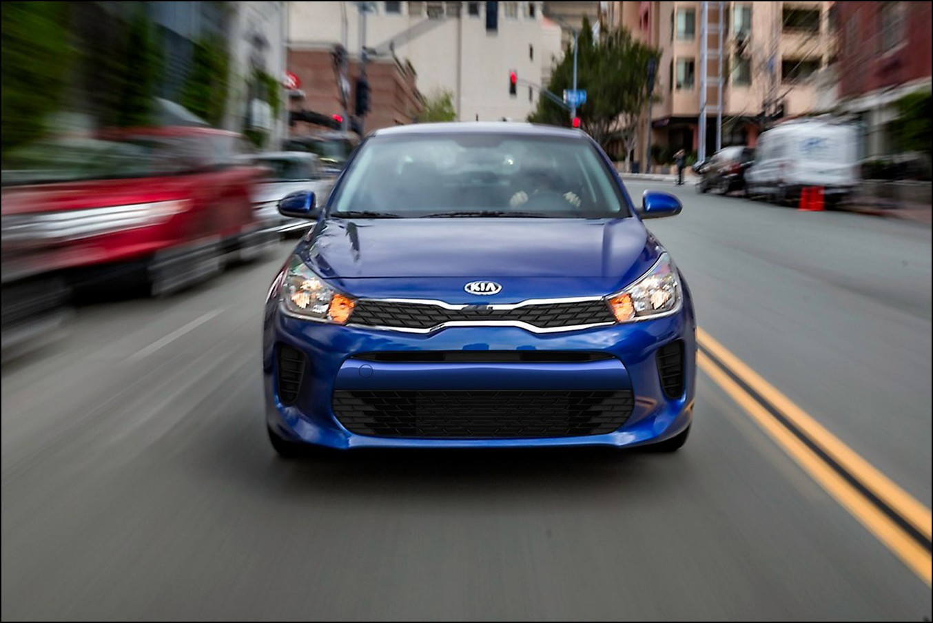 2021 Kia Rio Sedan Price