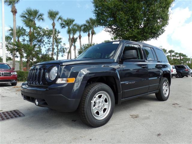 New Jeep Patriot Price USed