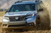 2021 Honda Passport Off-Road AWD Capacbilities