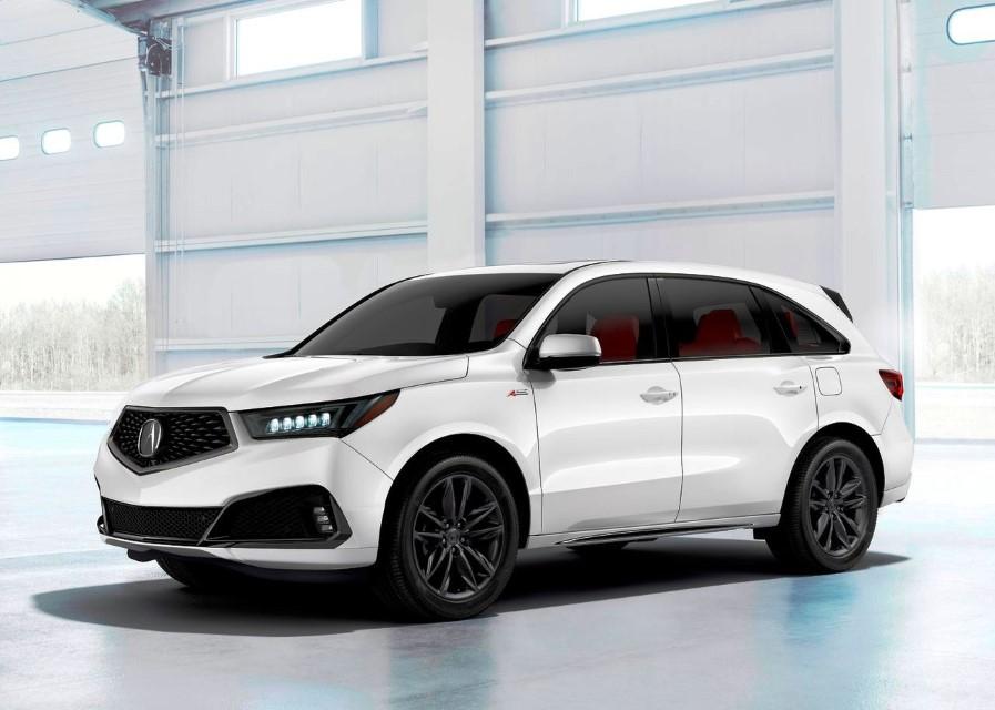 2021 Acura MDX Redesign Exterior & Interior