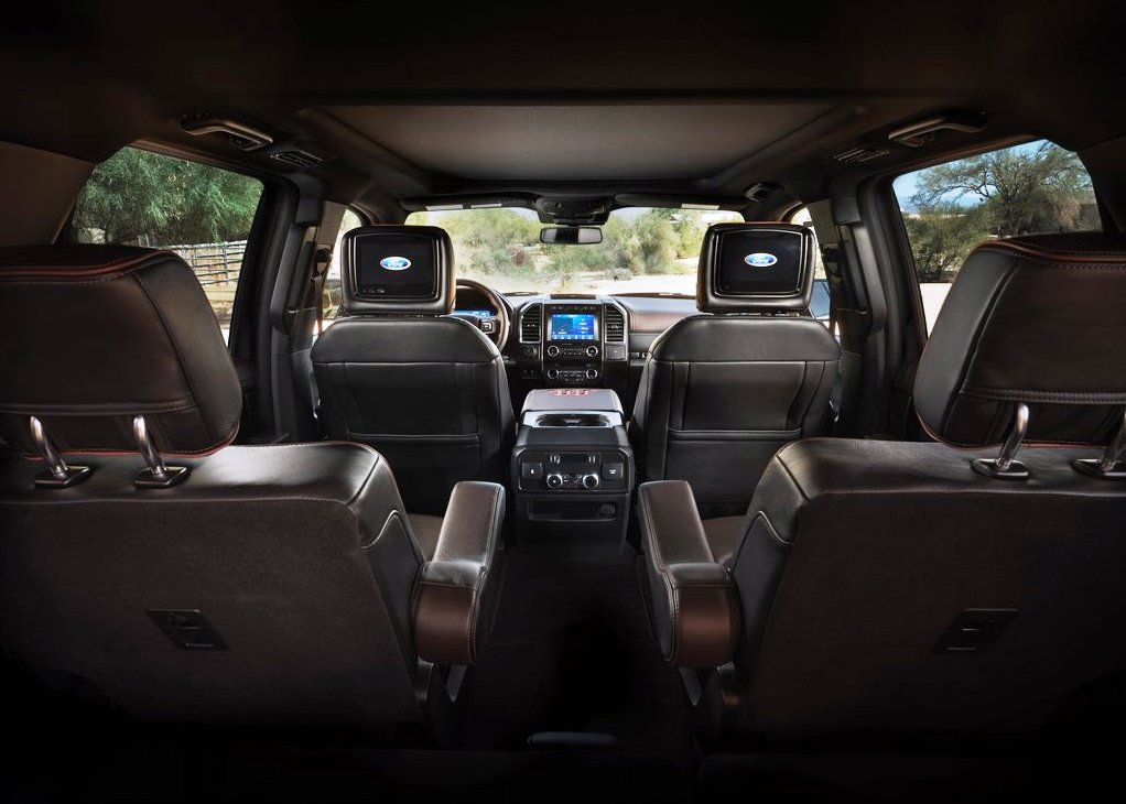 2021 Ford Expedition Interior Seating Capacity