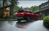 2021 GMC Acadia Dimensions Changes