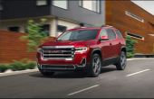 2021 GMC Acadia Engine Specs & Fuel Economy
