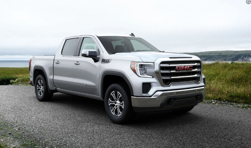 2021 GMC Sierra 1500 Silver Price & Availability