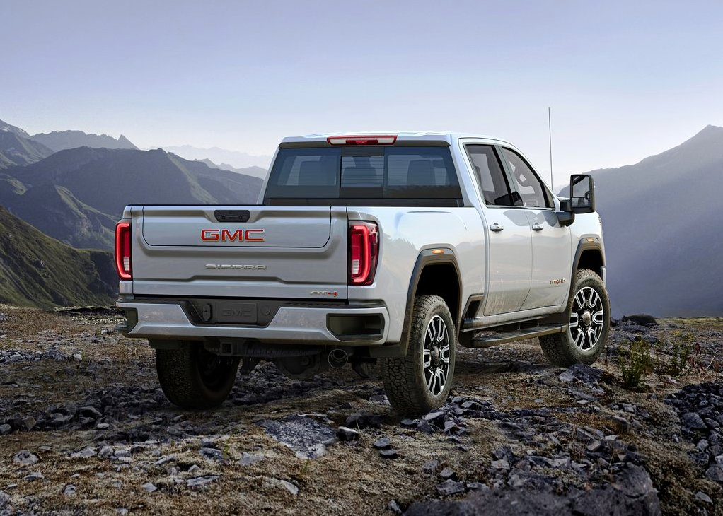 2021 GMC Sierra 2500HD Redesign & Changes