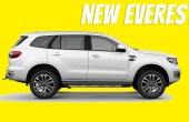 2021 Ford Everest Concept Pictures