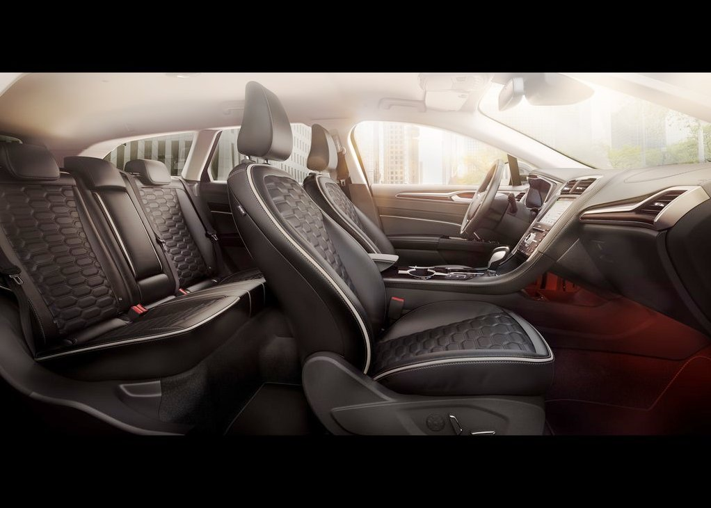 2021 Ford Mondeo Interior Pictures