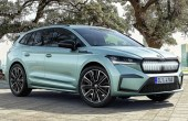 2021 Skoda Eniaq Electric SUV iV Pictures