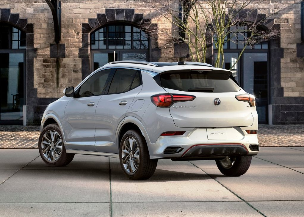 2021 buick encore gx review interior specs price