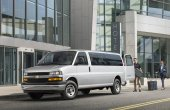 2021 Chevy Express Passenger Van Review