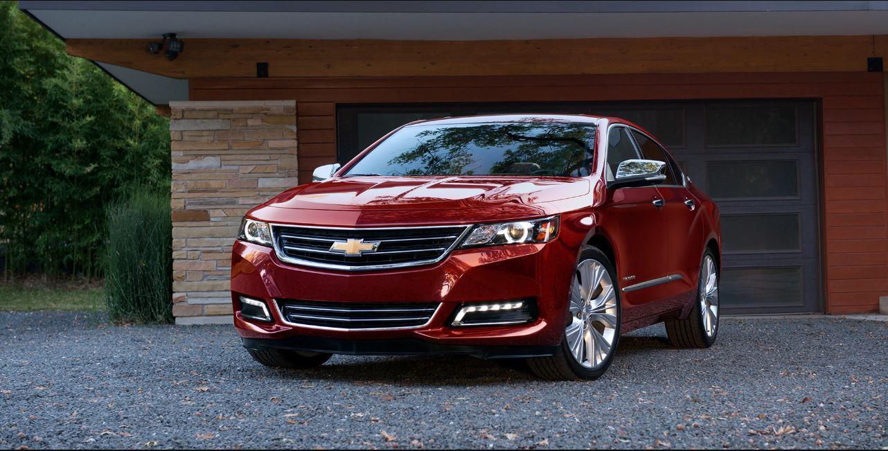 2021 Chevy Impala Redesign Exterior & Interior