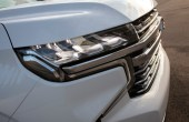 2021 Chevy Silverado New Headlamp and Grille based on New Suburban