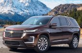 2021 Chevy Traverse Redesign Exterior & Interior