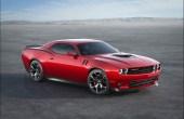 2021 Dodge Barracuda SRT Red Color