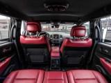 2021 Dodge Durango Interior Concept