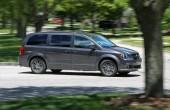2021 Dodge Grand Caravan MPG and Performance