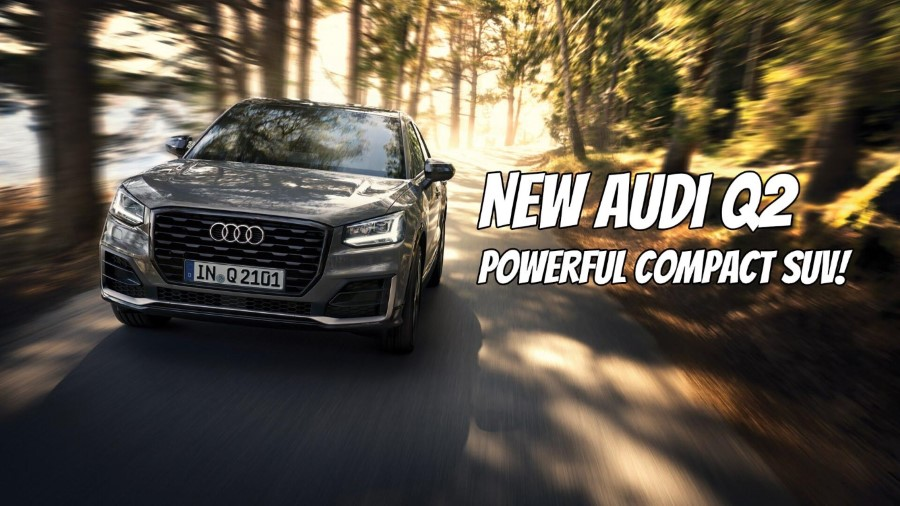 2021 Audi Q2 Review, Best Compact Luxury SUV on the market