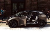2021 BMW i3 Exterior Changes With New Brown Metalic Color