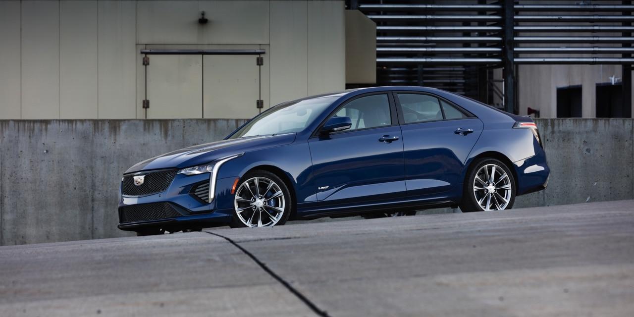 2021 Cadillac CT4 Engine Specs & Fuel Economy