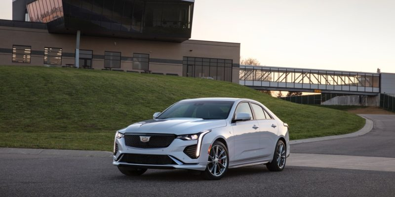 2021 Cadillac CT4 Redesign & Changes