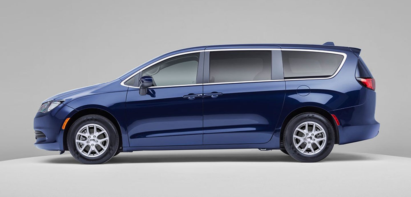 2021 Chrysler Voyager Exterior Dimensions